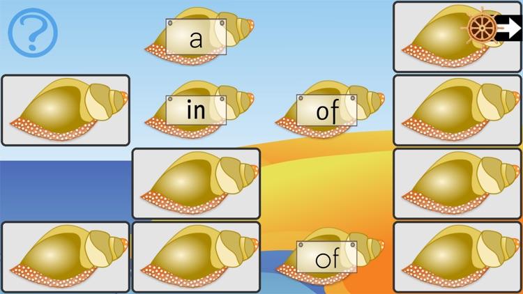 ParrotFish - Sight Words screenshot-4