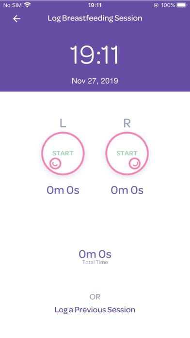 Lansinoh Baby App 2.0 screenshot 5