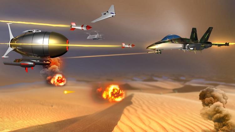 Air Strike: Alien Combat screenshot-3