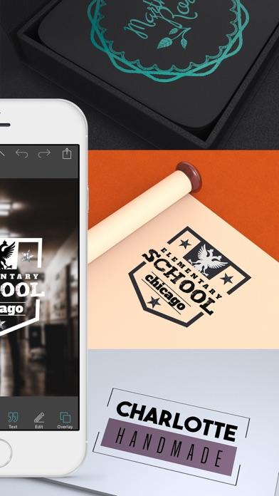 Logo Maker | Vintage Logo Screenshot