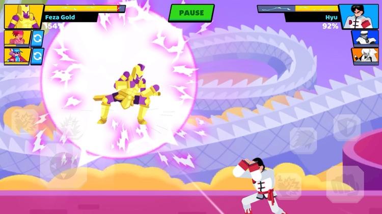 Stick Warriors 2 screenshot-3