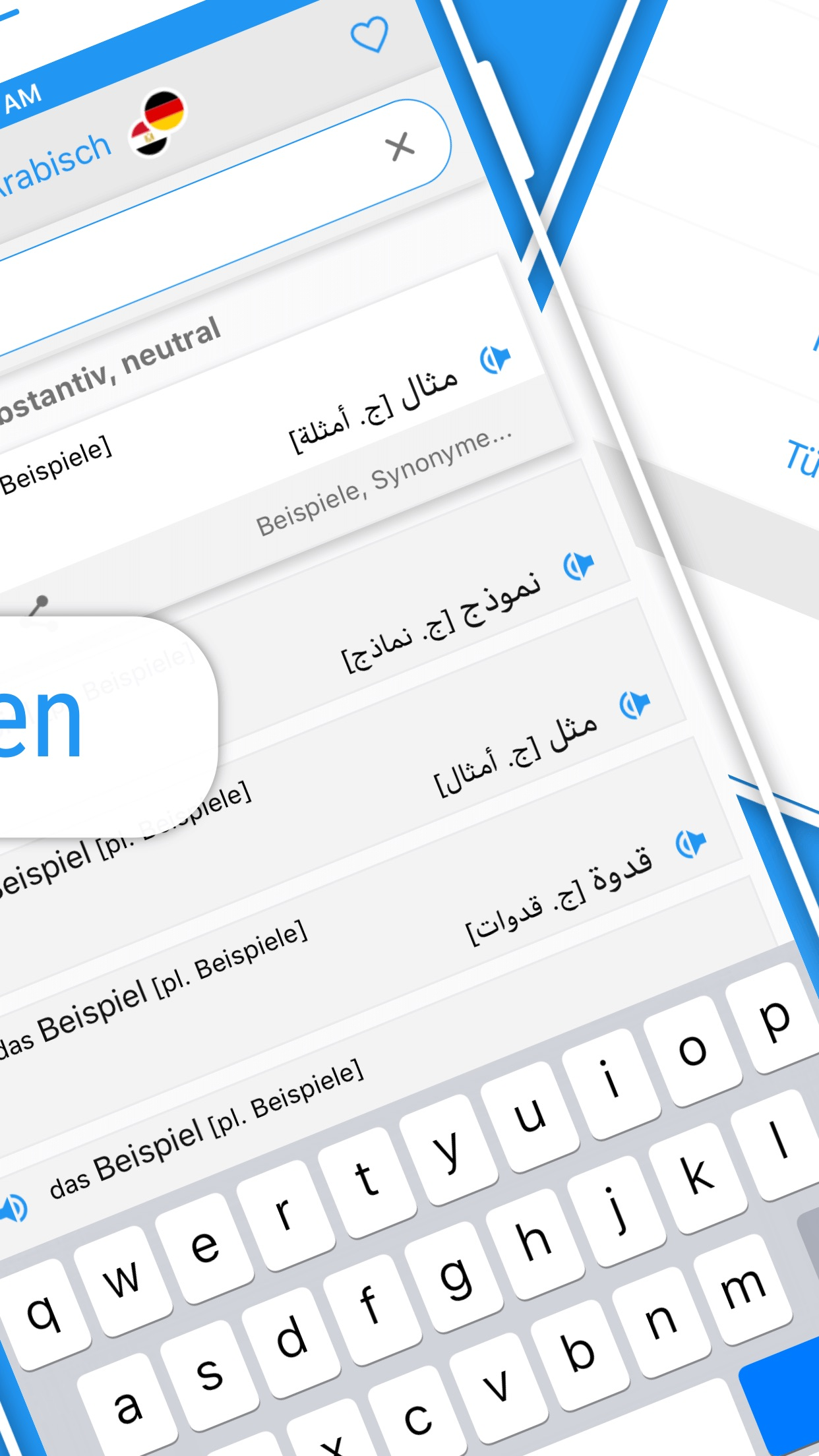 arabdict Dictionary Screenshot