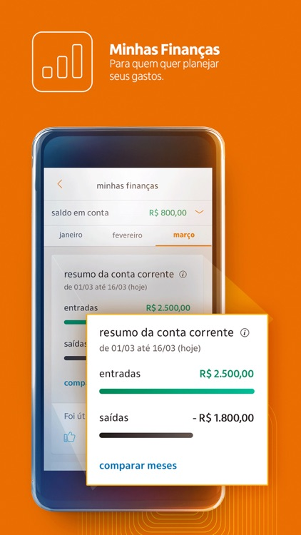 Banco Itaú - sua conta no app screenshot-0