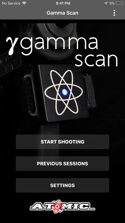 Gamma Scan