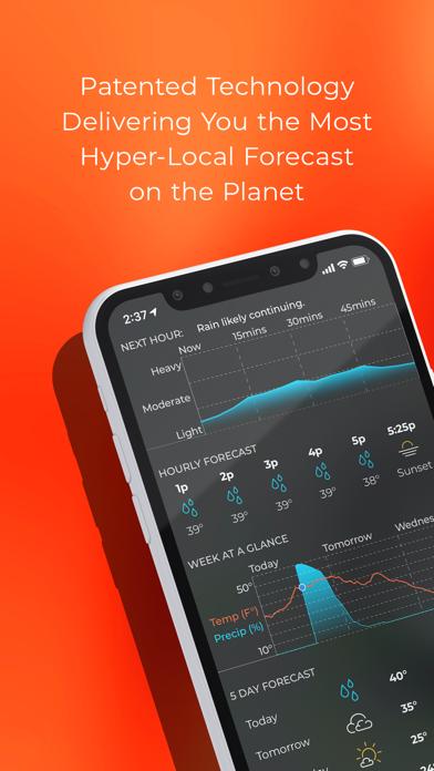 Myradar Weather Radar review screenshots