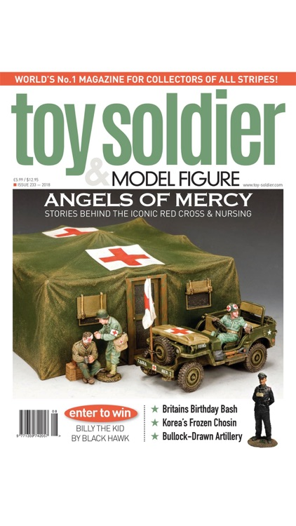 Toy Soldier and Model Figure screenshot-6