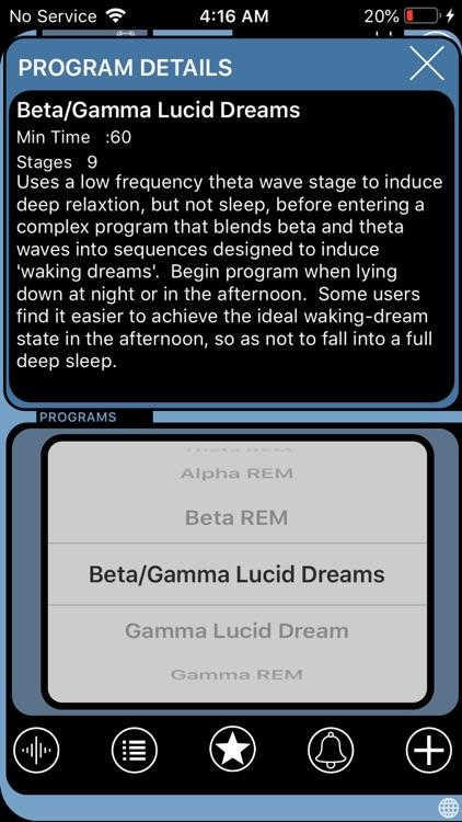 Brain Wave - Dream Inducer ™ screenshot-9