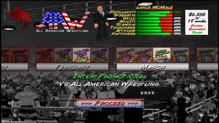 Wrestling Revolution Pro screenshot-3