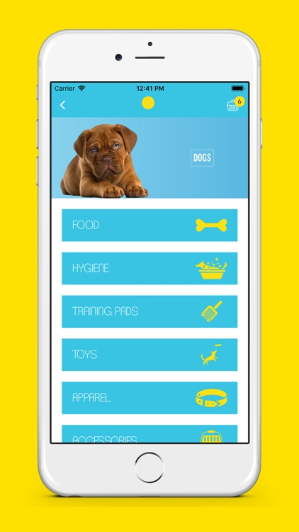 Fetch - Online Pet Store by KUWAIT PROTOCOL GENERAL TRADING