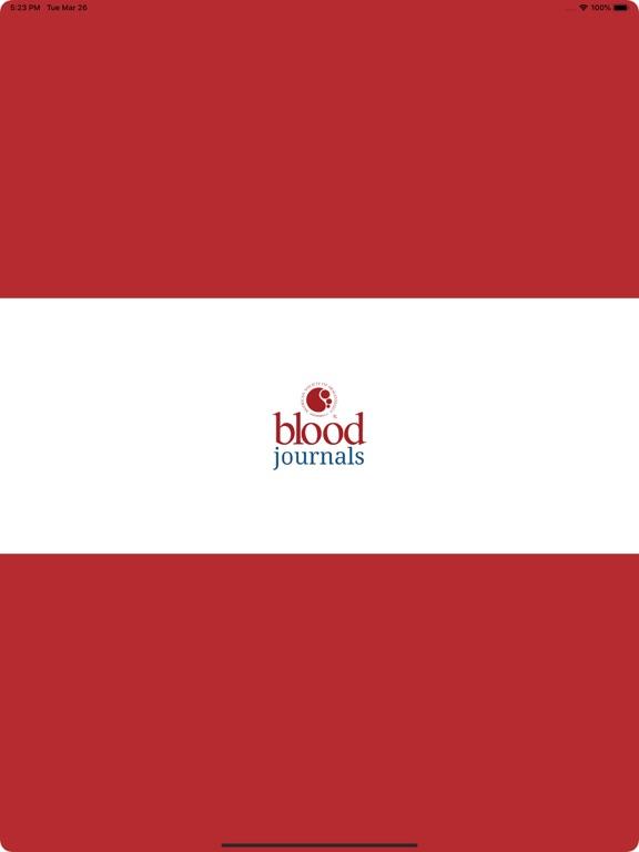 Blood & Blood Advances-ipad-0