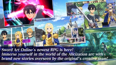 Sword Art Online screenshot 1