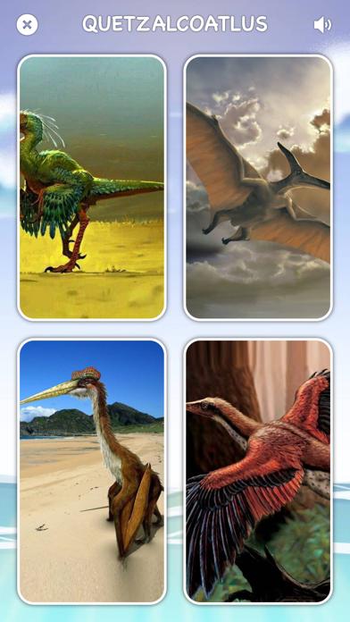 Cards of Dinosaurs for Toddler Screenshot