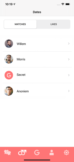 Über 60 dating-app