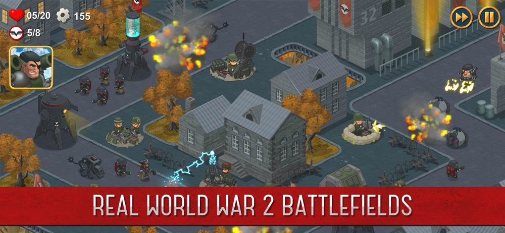 World War 2: Syndicate TD Cheat Codes