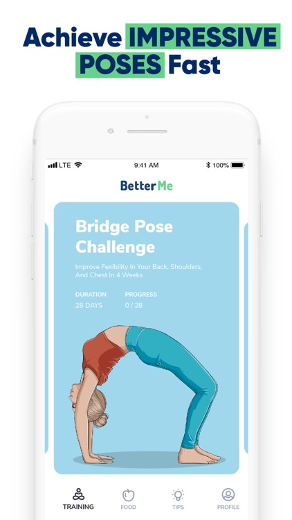 BetterMe: Yoga for Weightloss screenshot-4