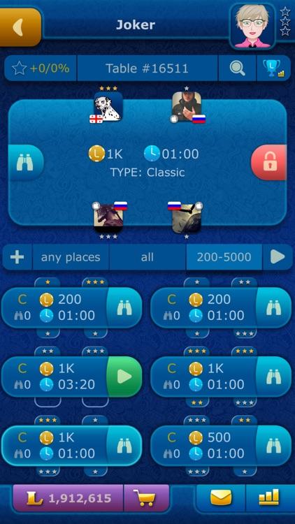Online Joker LiveGames