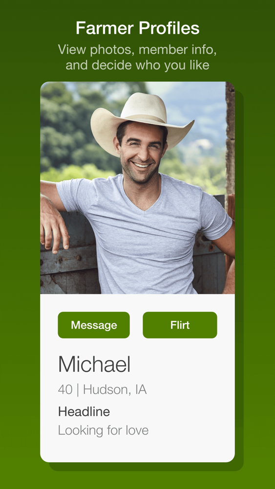 farmers dating site farmers only profile