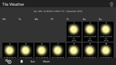 Tile Weather screenshot 2