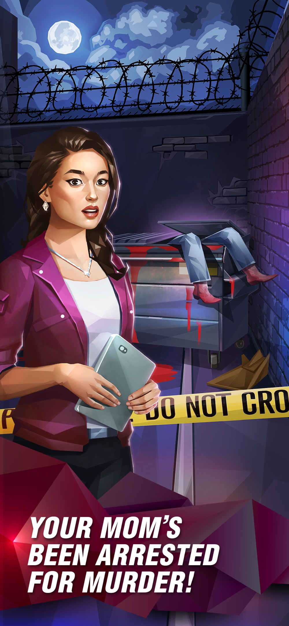 Solve It 2: My Father's Killer
