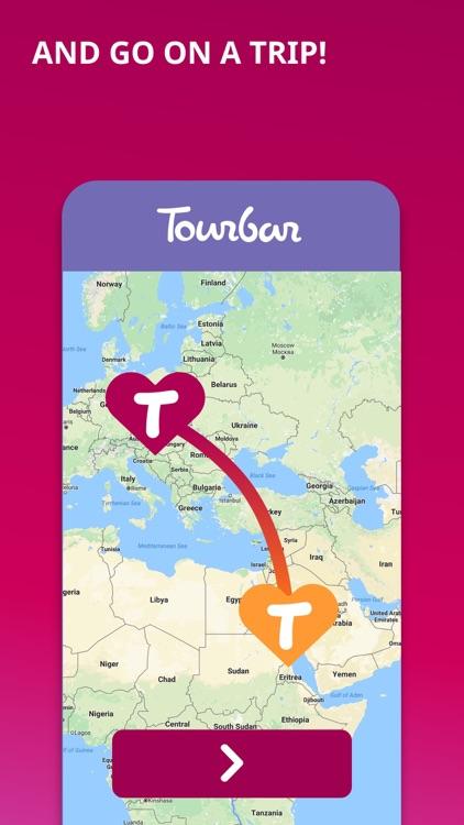 TourBar - Dating, Chat, Meet screenshot-3