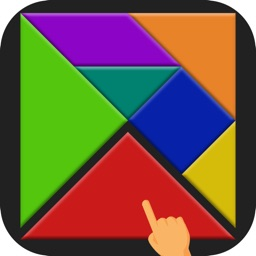 Tangram Puzzles For Adult