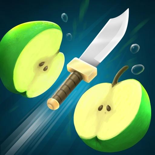 Knife Rush Fruit !