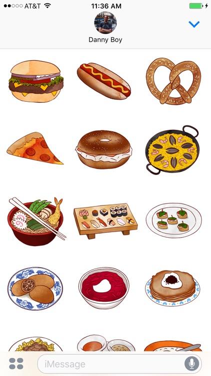 Jazzy World Food