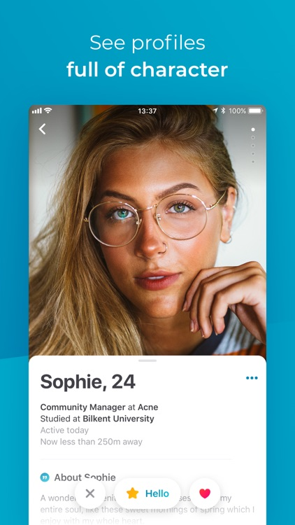 happn — Dating app screenshot-1