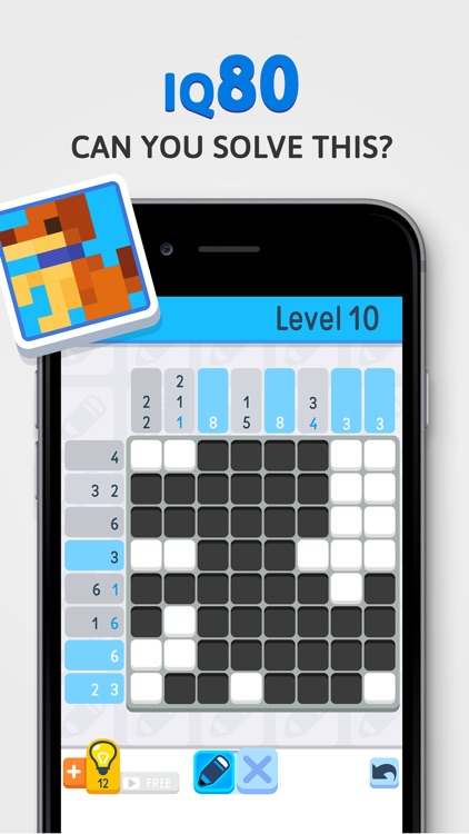 Logic Pic: Picross & Nonogram screenshot-1
