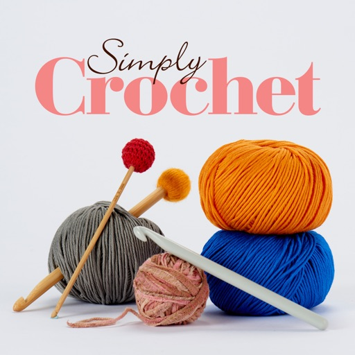 Simply Crochet Magazine Icon