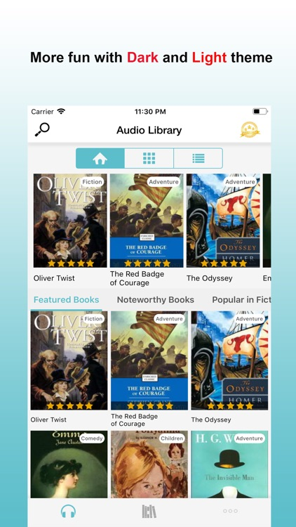 Audio Books Library Online screenshot-7
