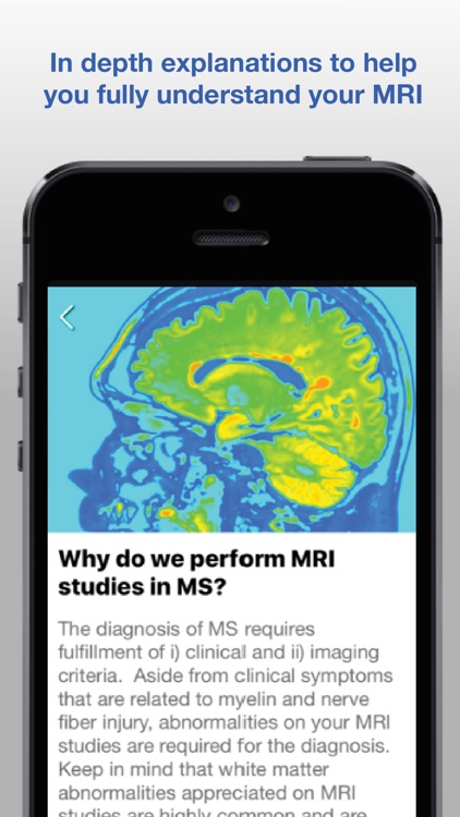 Understanding MRI: MS screenshot-1