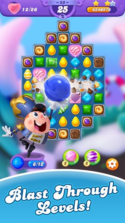 Candy Crush Friends Saga screenshot-4