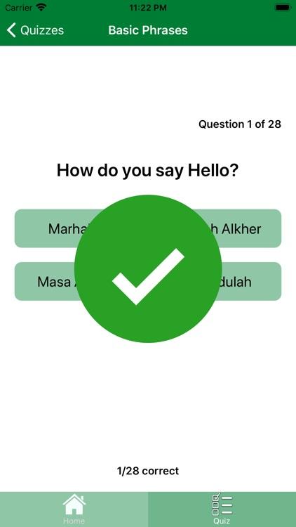Learn Arabic Syrian Dialect Ea screenshot-6