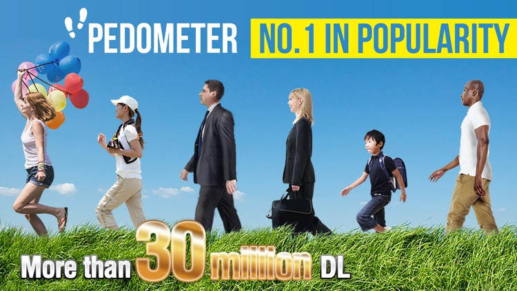 Pedometer α - Step Counter