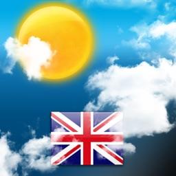 Météo pour le Royaume-Uni