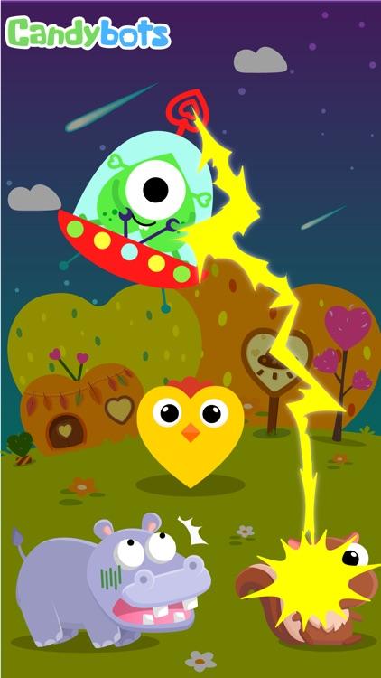 Shapes Candy Toddler Kids Game screenshot-5