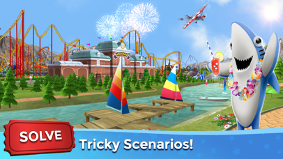RollerCoaster Tycoon® Touch™ by Atari (iOS, United States