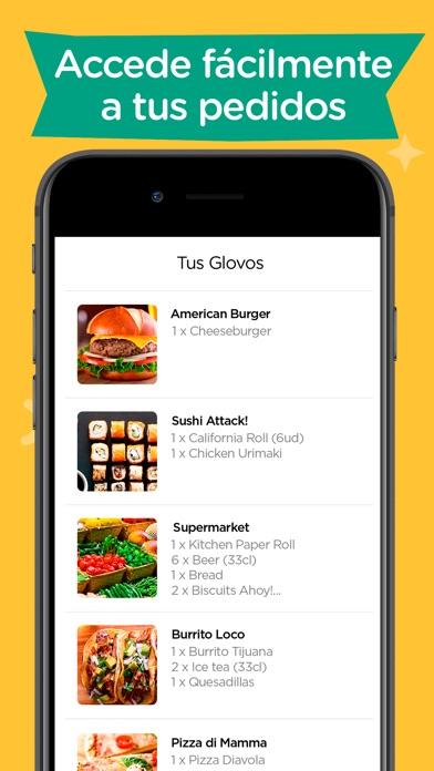 download Glovo-Pide lo que quieras apps 4
