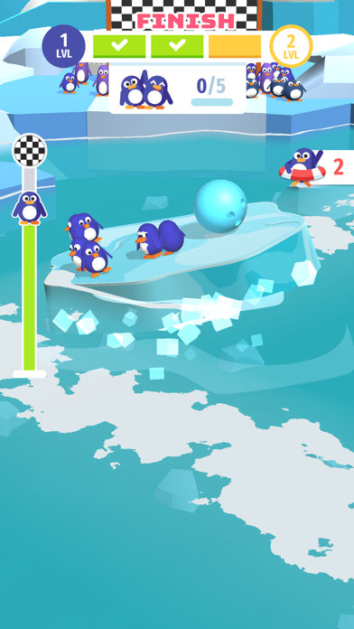 Penguinia Ride screenshot 4