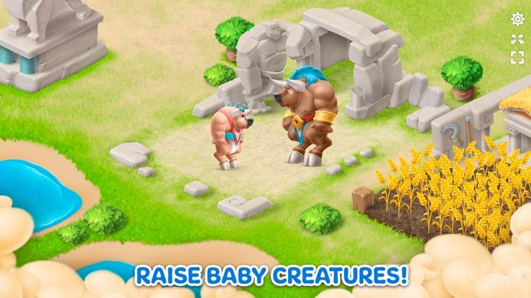 Legends of Olympus: Play, Farm screenshot-3