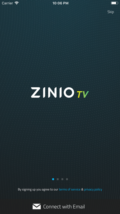 ZINIO TV – Unlimited Videos screenshot one