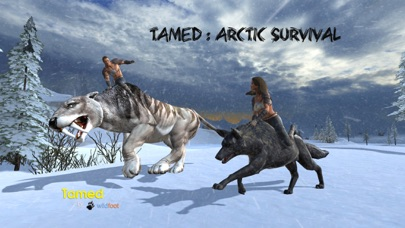 Tamed : Arctic Survivalのおすすめ画像1