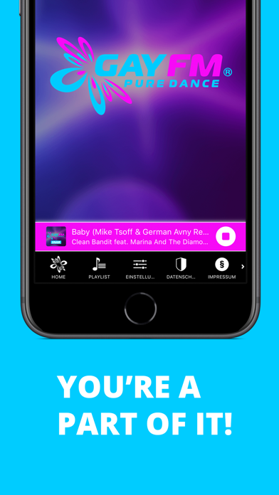 GAY FM screenshot three