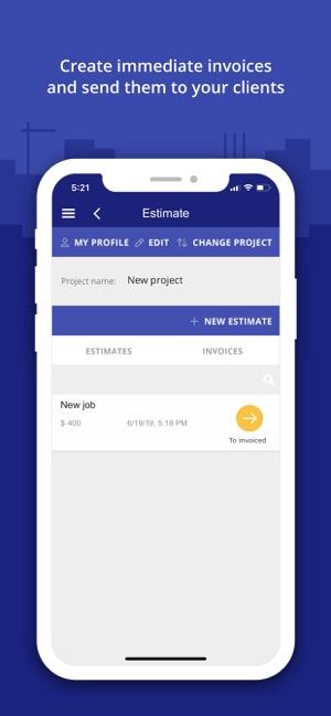 Construction Estimator App on the App Store
