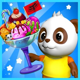 Ice Cream Maker Frozen Games
