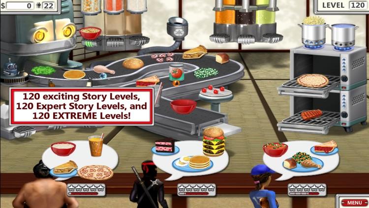 Burger Shop 2 Deluxe screenshot-0