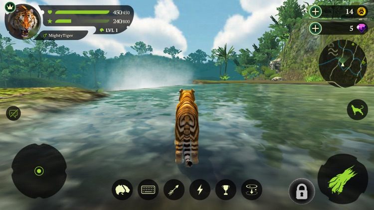 The Tiger Online RPG Simulator screenshot-9