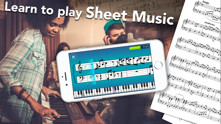 Simply Piano by JoyTunes screenshot-4