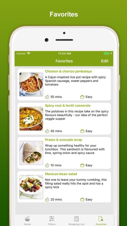 Clean Eating Vegan Recipes screenshot-4
